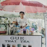 Minuman Kekinian GUE Thai Tea