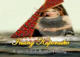 Lirik Lagu Inang Kuporaiko (Yenni Paseru)