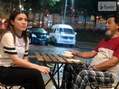 Info dan Sinopsis Telefilem Kontra Lakonan Tiz Zaqyah dan Jalil Hamid - Slot Panggung RTM TV1