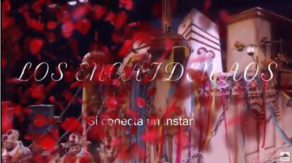 """Pasodoble INEDITO con Letra """"Si conecta un instante"""". Comparsa """"Los Encaidenaos"""" de Kike Remolinos (2020)"""