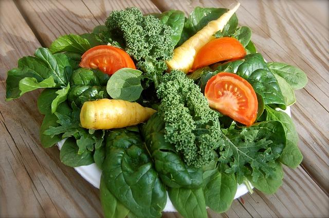 Sayuran sehat untuk bayi