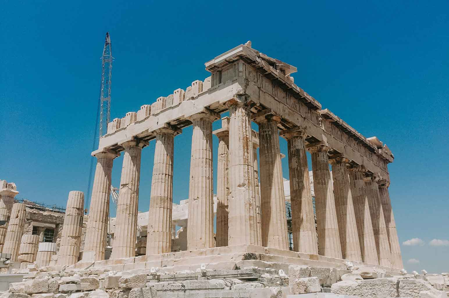 Discover Greece: Top 10 Places You Need to Visit in Greece - Athens