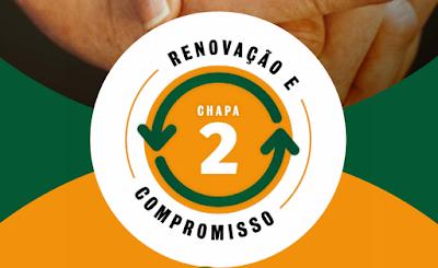 Para mudar a Forluz, só a CHAPA 2 - Renovação e Compromisso