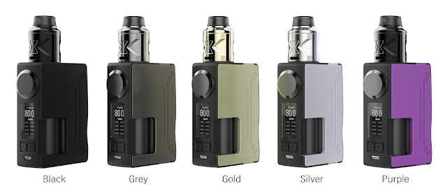 HugsVape Surge Squonk 80W Kit  Deal