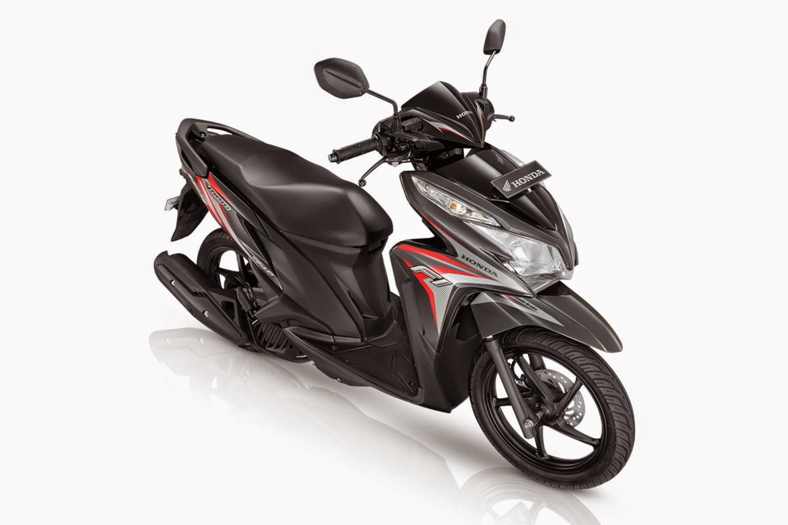 Kredit Motor Honda Vario Techno 125 CBS