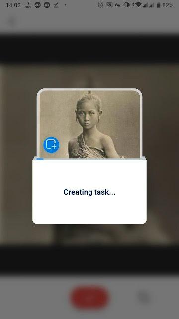 Creating Task / Membuat Tugas