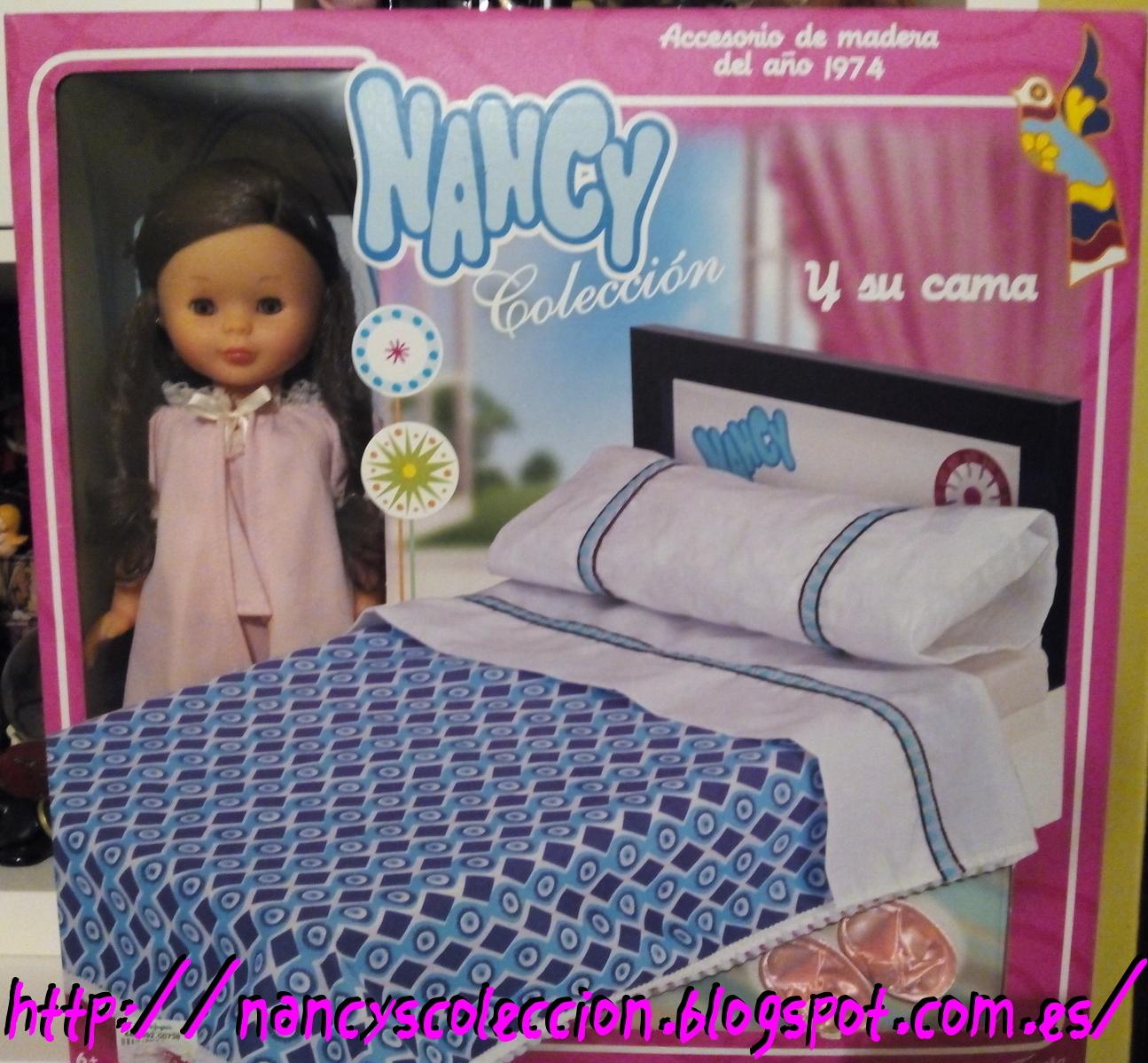 Famosa Nancy Cama Reedicion Nueva Muñecas Y Accesorios Nancy Bed Doll