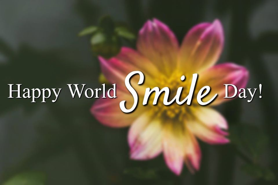 World Smile Day Wishes