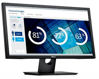 Monitor DELL LED 19.5 Inch E2016HV