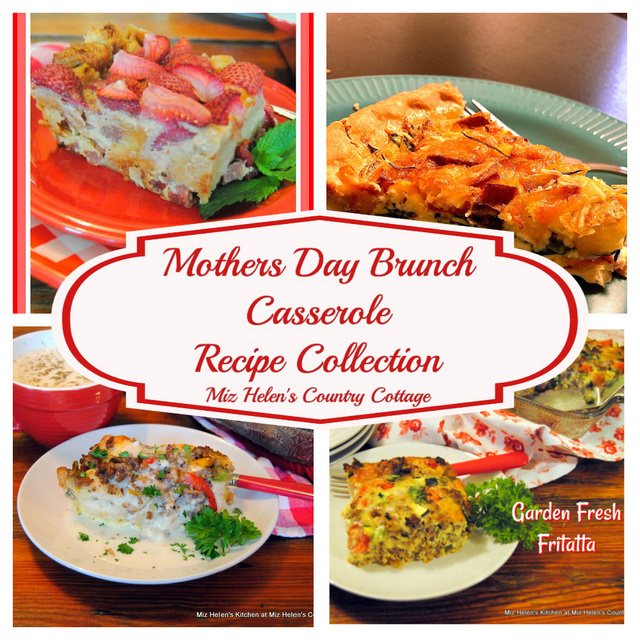 Mothers Day Brunch Recipe Collection