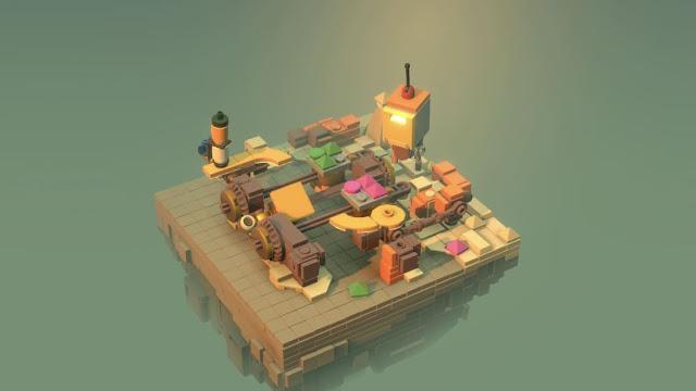 Imagem do LEGO: Builder's Journey
