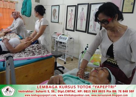 Kursus Totok Wajah Buka Aura kelas privat Tgl 09 September ...