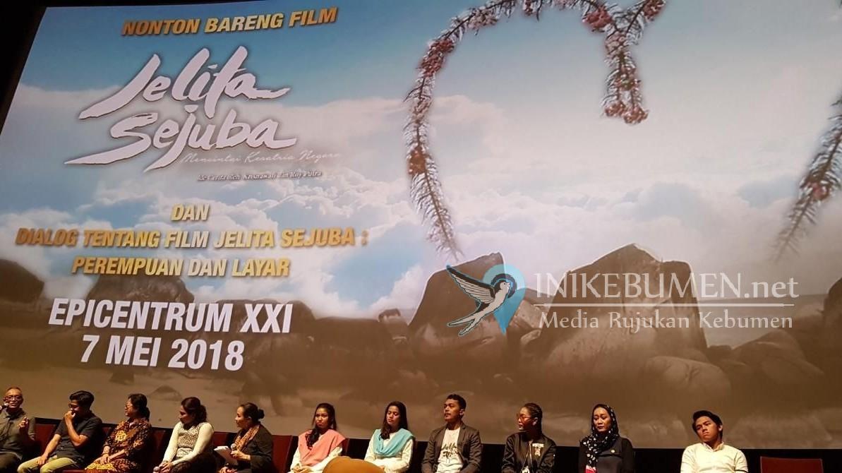 "Film ""Jelita Sejuba"" Menyentuh Nasionalisme Penonton"