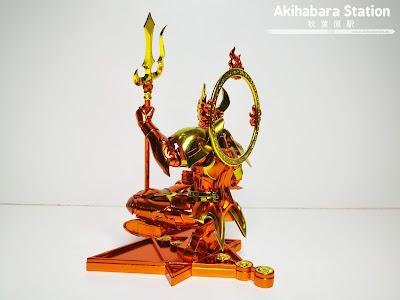 Saint Cloth Myth EX Chrysaor Krishna de Saint Seiya - Tamashii Nations