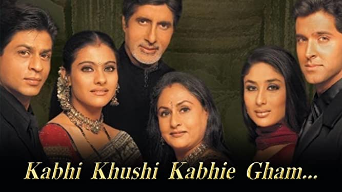 kabhi khusi kabhi gham