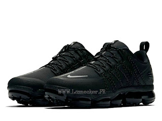 buy popular 3dbe0 ad054 Officiel Nike Air Vapormax Run Utility Chaussures De Basket Pas Cher Homme  All star black AQ8810 001