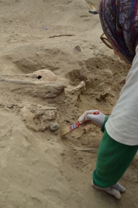 Colonial-era slave cemetery studied in Peru