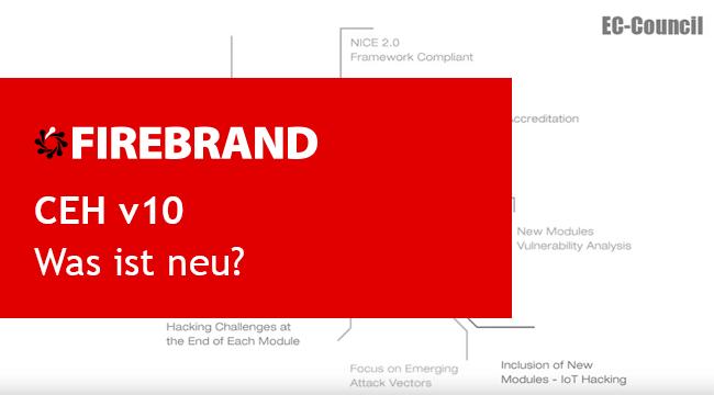 Neue Version CEH v10 Zertifizierung - Was ist neu?