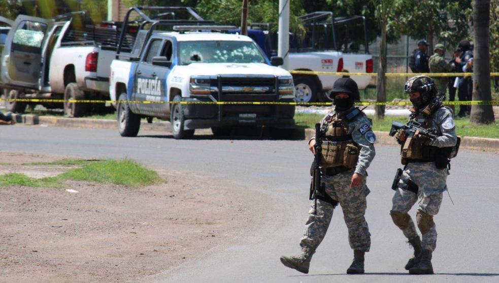 Violencia imparable en México, 532 asesinatos en una semana; 76 casos diarios en promedio