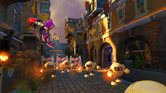 Sonic Forces PC Free Download Screenshot 1