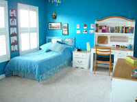 Jugendzimmer Jungen Wandfarbe