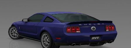 Ford Street Racing : Ford Shelby Cobra GT 500 2007
