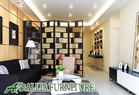 Model Furniture Minimalis Ruang Tamu