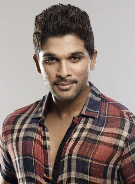 Allu Arjun age height family wife photos