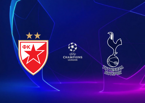 Crvena Zvezda vs Tottenham Hotspur -Highlights 6 November 2019