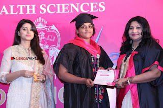 Actress Sneha Pos at V Care Graduation Ceremony  0046.jpg