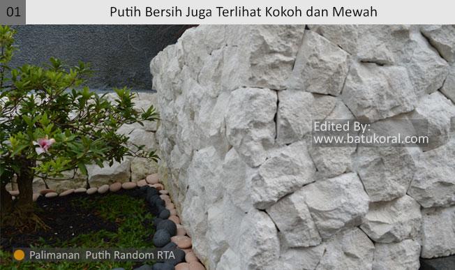 jual batu alam dinding