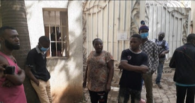Police Raid Chinese Couple's Home, Rescue 8 Nigerians Held Hostage In Abuja (Video)