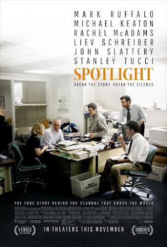 Spotlight (BRRip 720p Ingles Subtitulada) (2015)