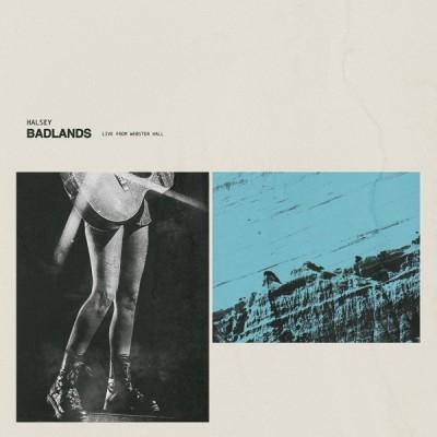 Halsey - BADLANDS (Live From Webster Hall) (2020) - Album Download, Itunes Cover, Official Cover, Album CD Cover Art, Tracklist, 320KBPS, Zip album