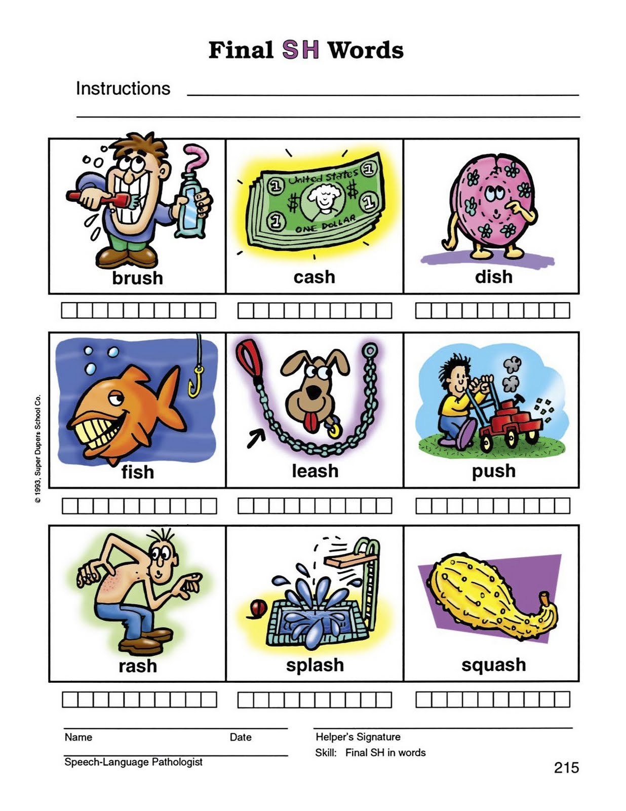 Worksheets Mommy Speech Therapy Worksheets sh articulation homework a speech therapy smartpalate free downloads