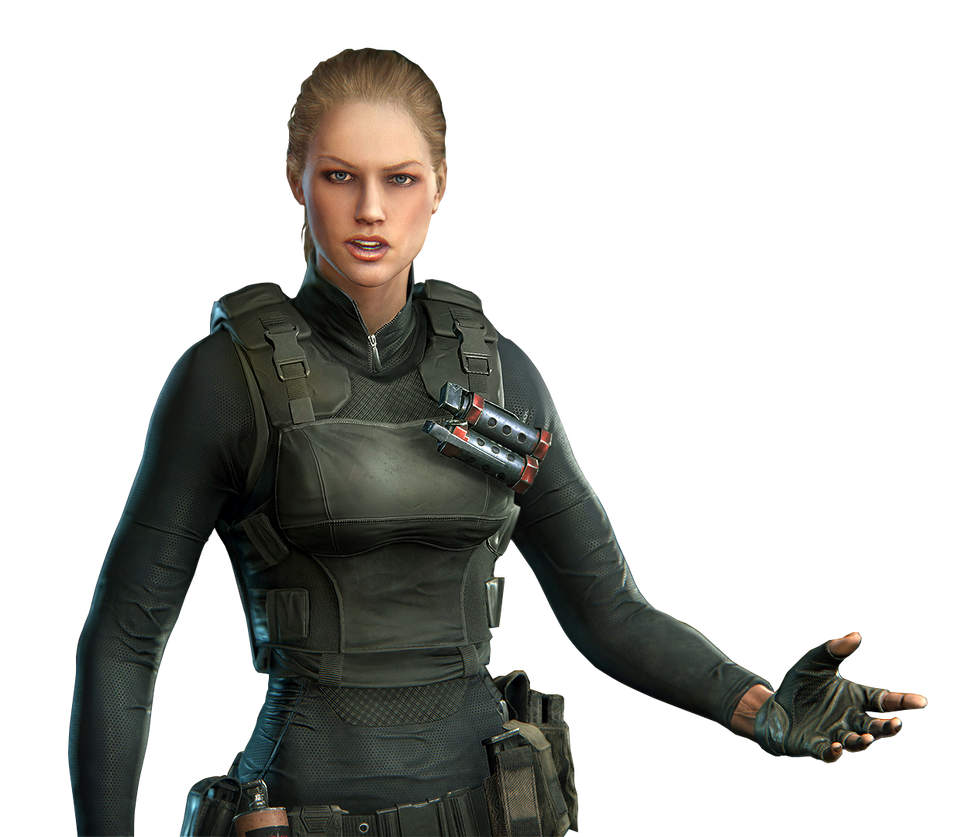 Sniper Ghost Warrior 3 Lydia Jorjadze Render 2 BY  The-Blacklisted