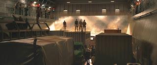 Jurassic World el reíno caído - Interior Barco