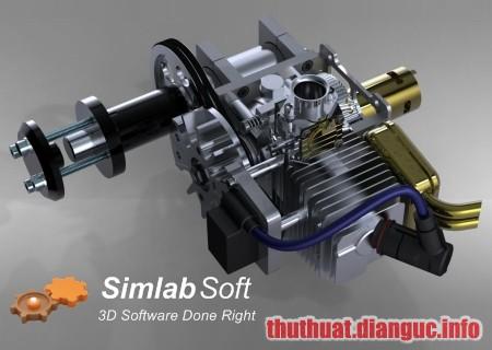 Download SimLab Composer 9.1.22 Full Crack