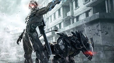 PC Game: Metal Gear Rising Revengeance Blackbox