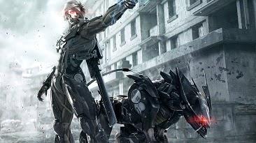 PC Game: Metal Gear Rising Revengeance Blackbox