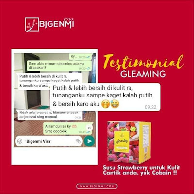 testimoni minuman collagen