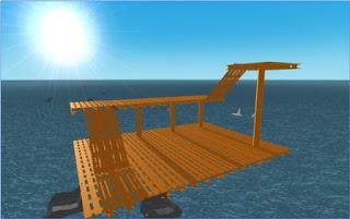 Game Survive on Raft(ALPHA) Apk