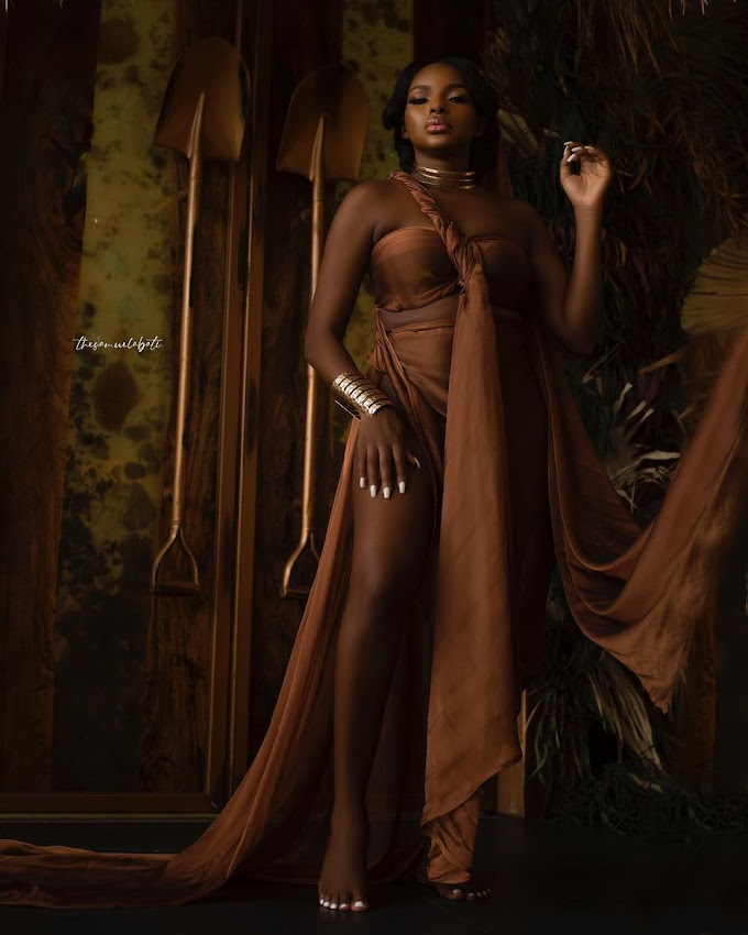 BBNaija's Wathoni Celebrates Her 30th Birthday With Stunning Photos