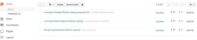 Membuat Blog Baru di Google Agar Google Adsense Cepat Cair