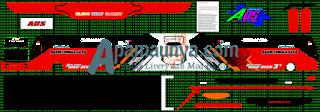 Agam Tugga Jaya Merah Ads JB3+ SHD