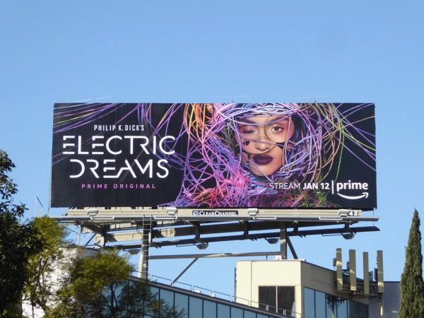 Electric Dreams season 1 billboard