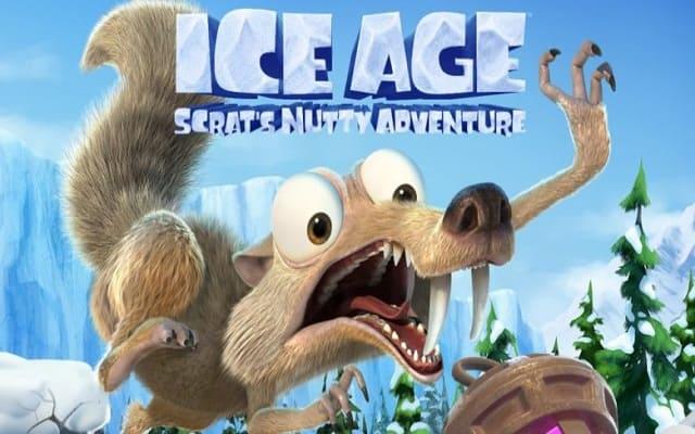 تحميل لعبة Ice Age Scrats Nutty Adventure مجانا للكمبيوتر