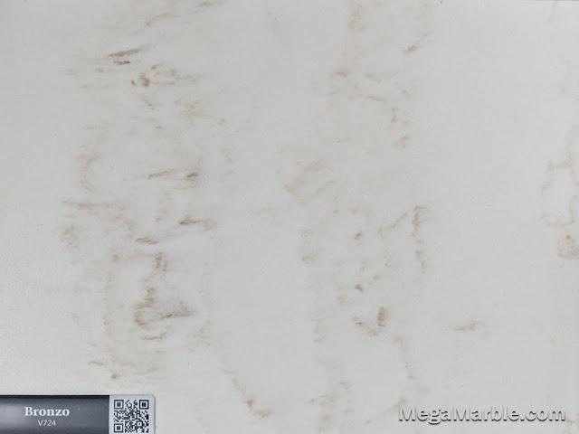 Quartz Stone Color bronzo v724