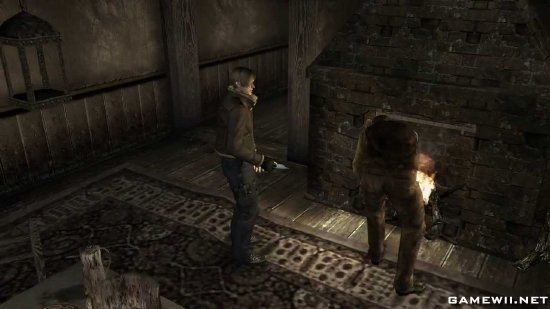 Resident Evil 4 Wii Edition - Download Game Nintendo Wii Free