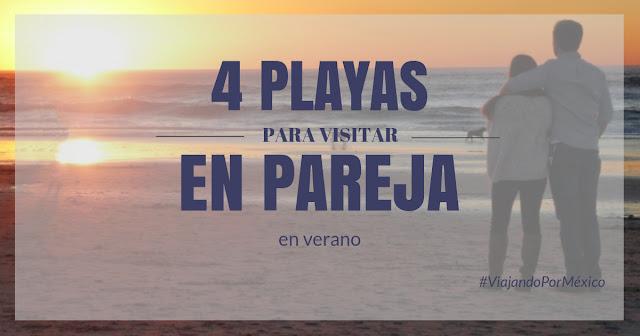 Playas para visitar en pareja